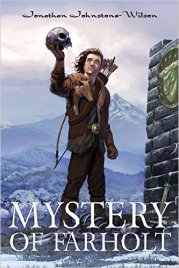 Mystery of Farholt Cover (Front)