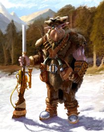rampel_the_hunter_by_jonathangragg-d8gesch