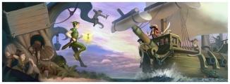 Peter Pan Final Image