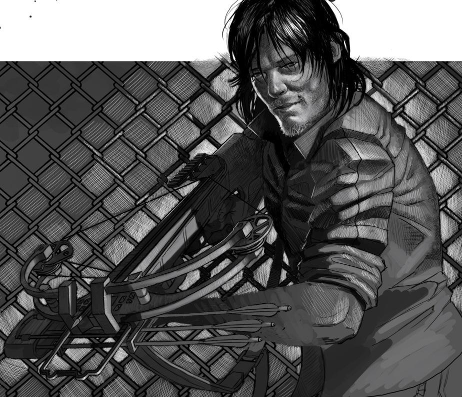 Daryl Sketch2